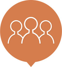 Icon: Group Facilitation
